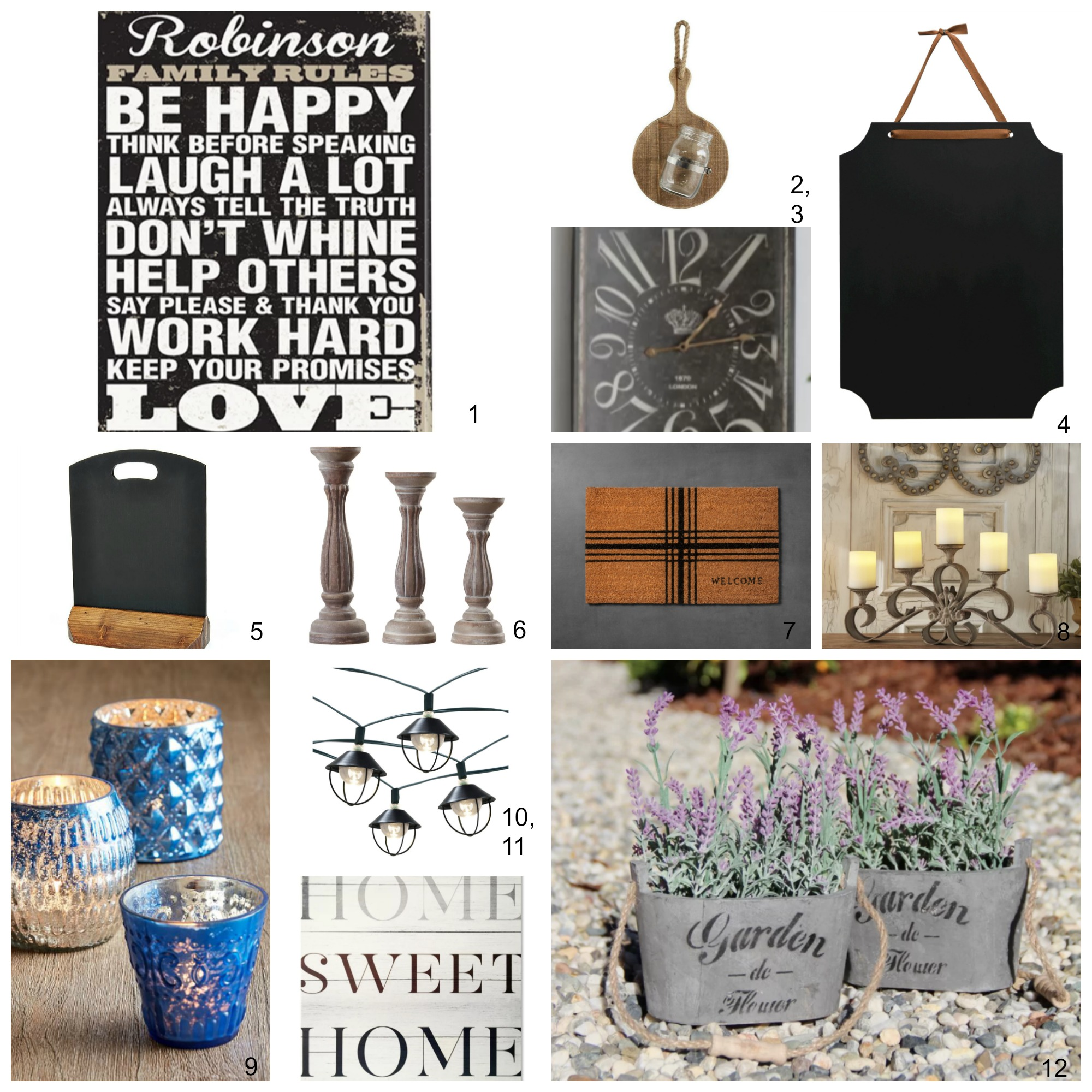 The Freshome Gift Guide Farmhouse Gifts For Country Design Lovers