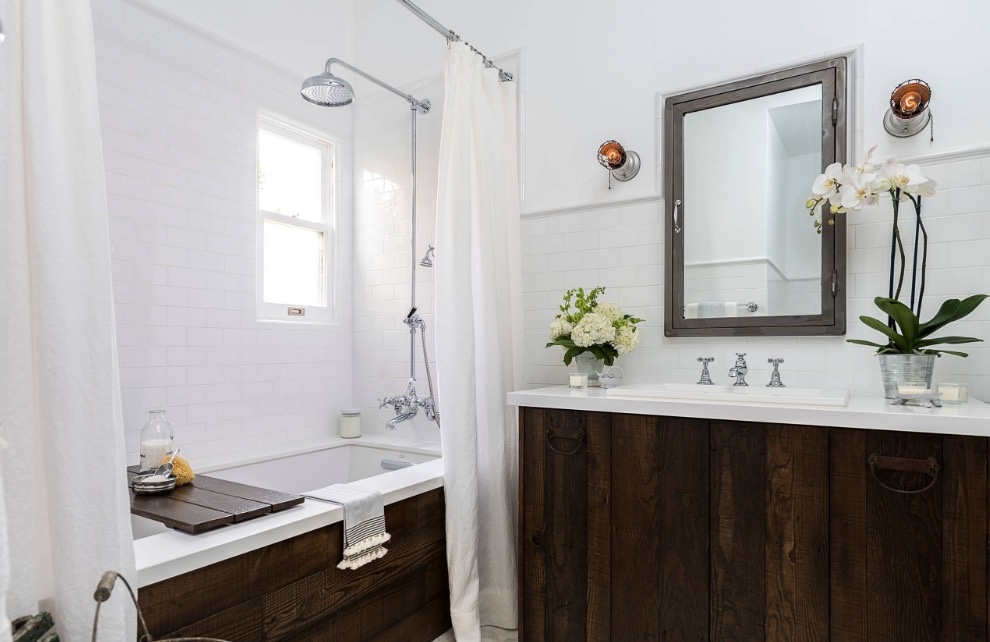 The 4 Essential Components To A Heavenly Guest Bathroom - Guest-bathroom-ideas-2