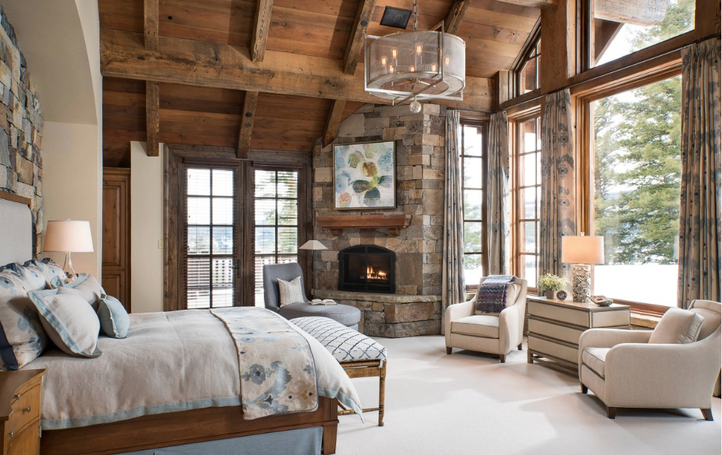 Do You Prefer A More Urban Or Rustic Look? Image: Tate Interiors