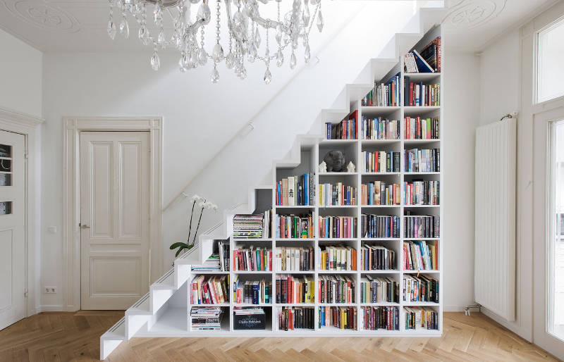 Home Library Ideas To Create Your Very Own Smart Home Freshome Com