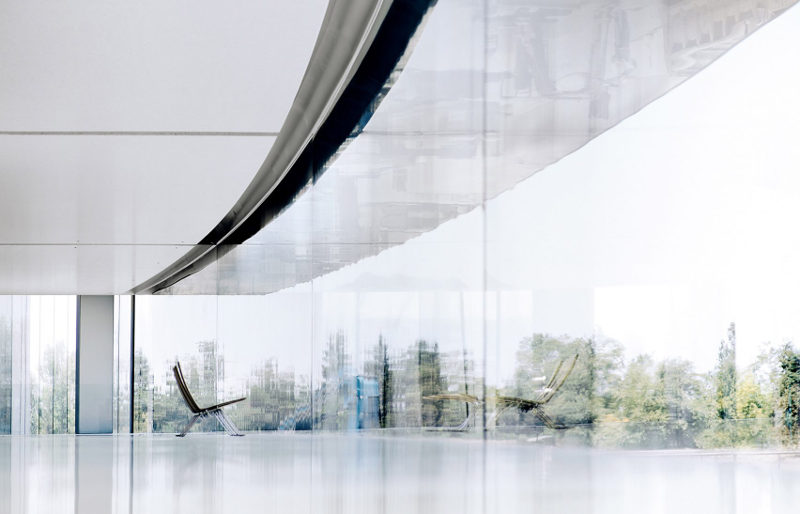 Apple Park office design and office spaces - freshome.com