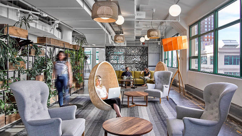 Office Design Envy: Awesome Office Spaces at 10 Brands You Love