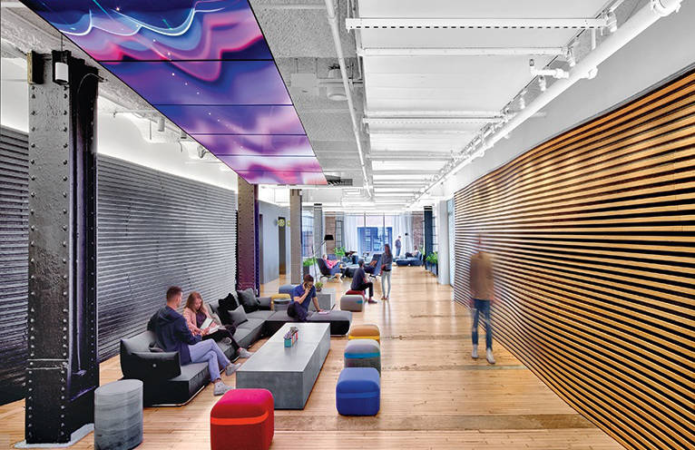 Google Offices And Office Design