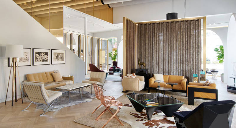 Mid-Century Modern Lovers: Knoll Opens a Retail Store in Los Angeles