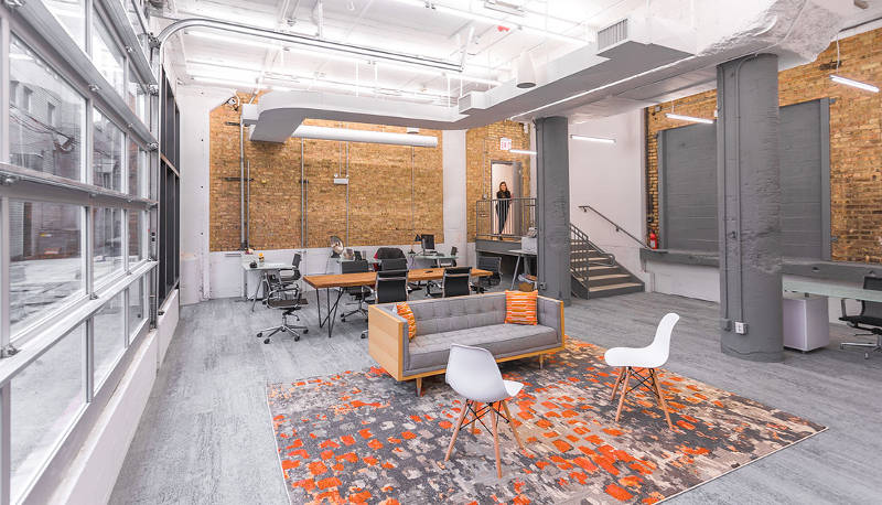best coworking spaces chicago
