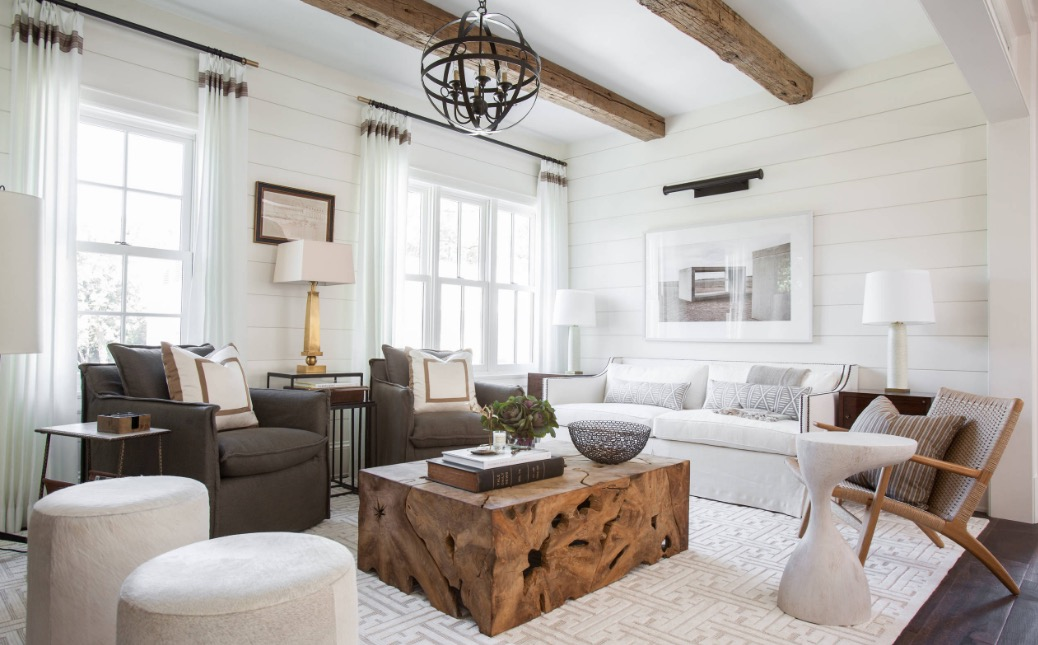 Charming Layer Design Elements To Build Visual Interest. Image: Marie Flanigan  Interiors