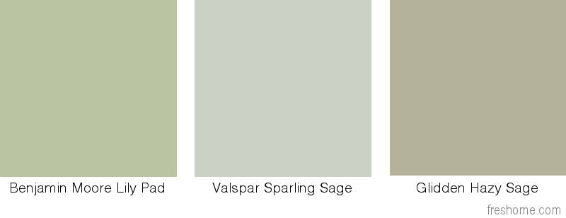 Decorating With Sage Green Is A Thing For 2018 According To