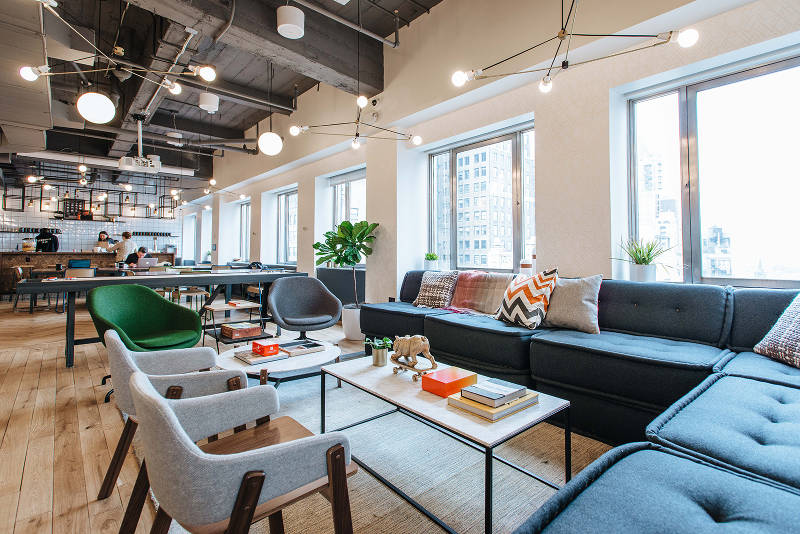 best coworking spaces NY
