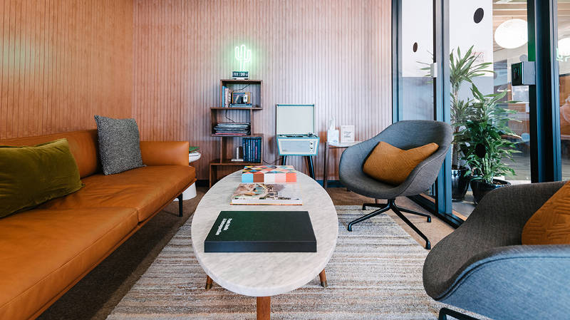 best cowork spaces and shared office washington, DC