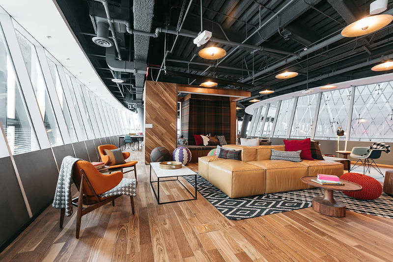 25 of the Best Coworking Spaces When You Can't Live (or Work) Without Good Design | Freshome.com