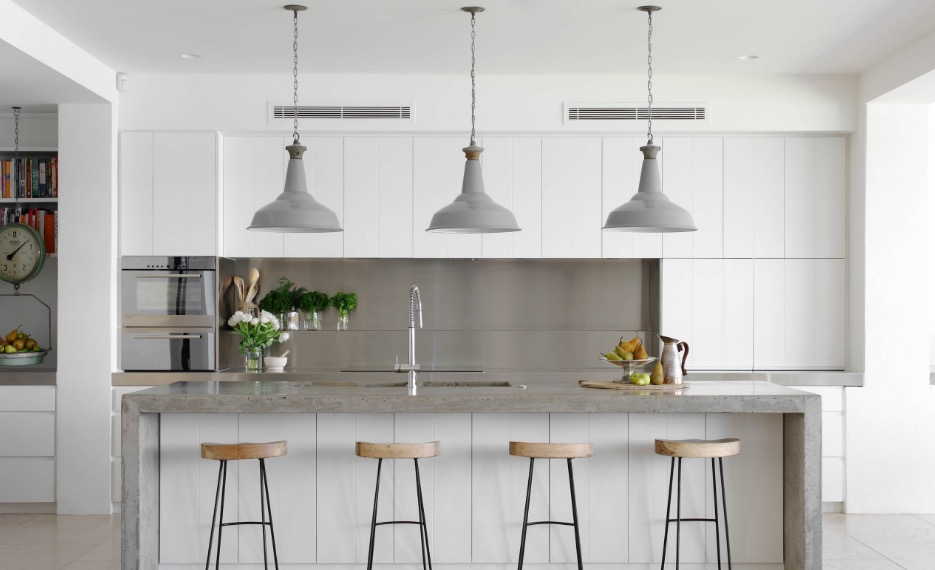 Why Concrete Is 2018's Next Big Thing in Interior Design (and How to Try the Trend)