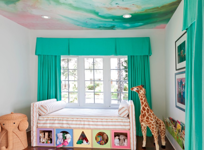 painted ceiling ideas - freshome.com