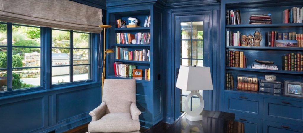 Want a Home Library? Here Are 4 Tips to Help Make Your Dream Come True