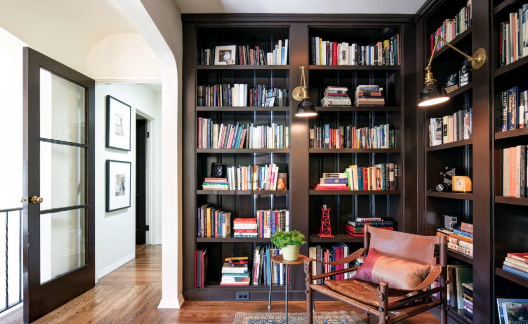 Excellent How To Create Your Very Own Home Library Yes It Can Happen Home Interior And Landscaping Mentranervesignezvosmurscom