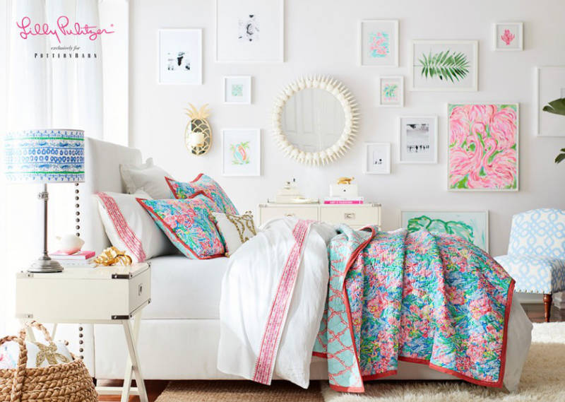 New Lilly Pulitzer And Pottery Barn Collab Sunshine