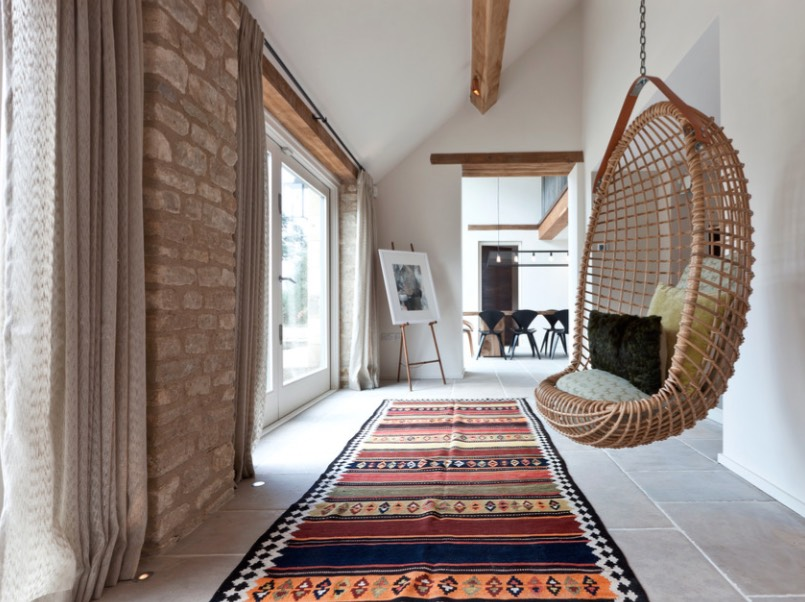 hanging chairs - freshome.com