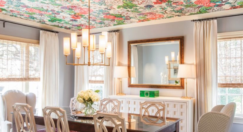 20 Painted Ceiling Ideas That Change Everything