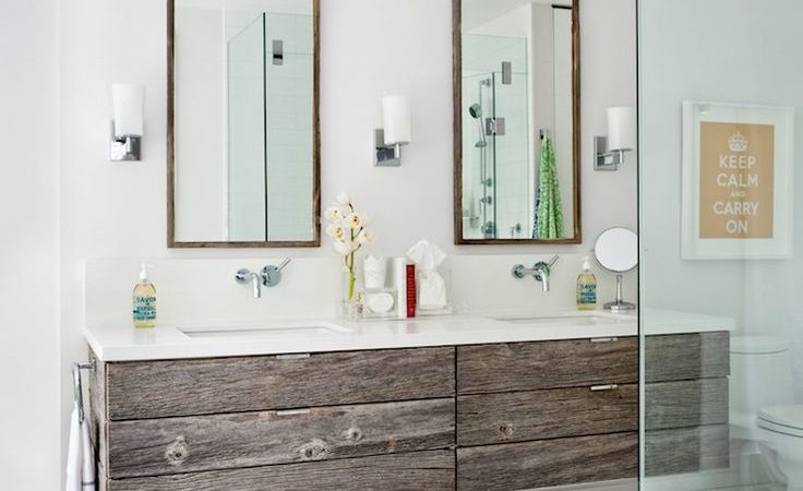 Get Ready for your Close-up With 2018's Best Bathroom Vanities