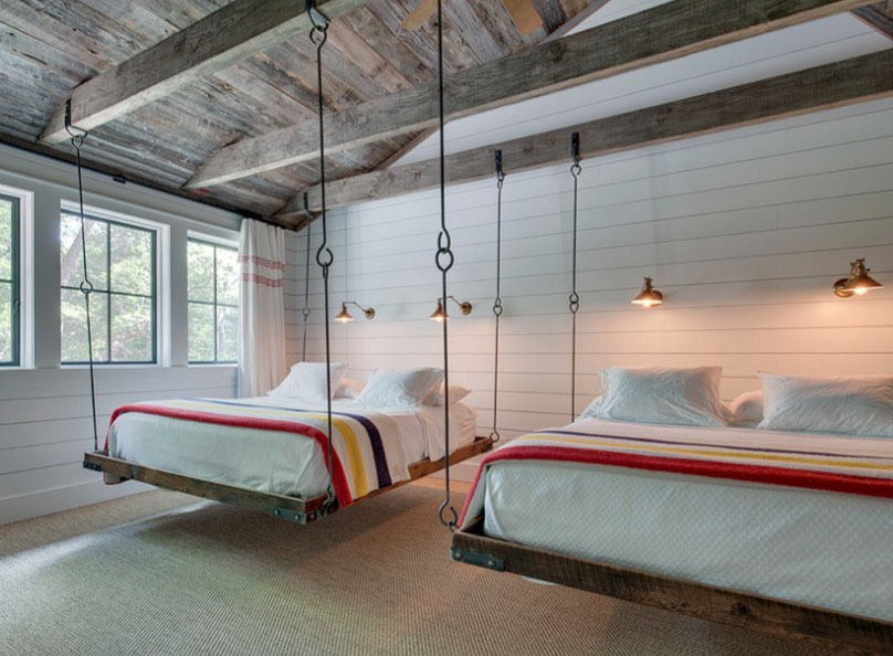 You Totally Need These Hanging Chairs And Swinging Beds In