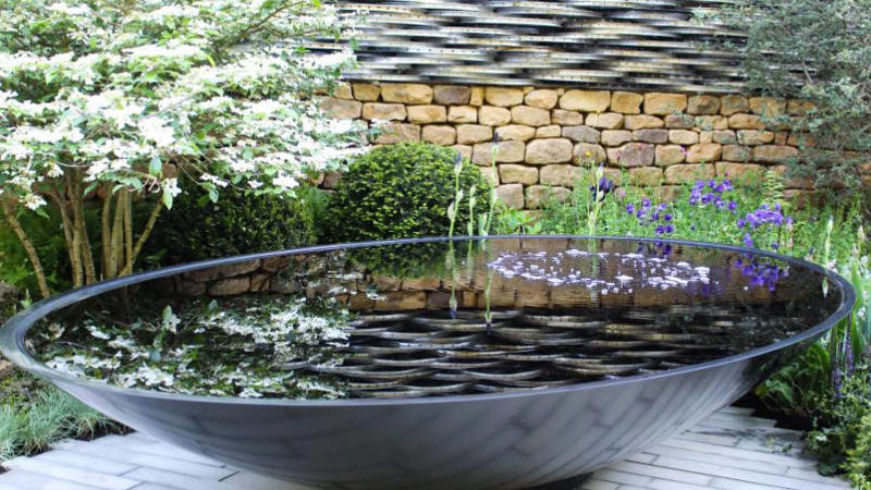 20 Small Garden Water Feature Ideas To Add A Little More Zen To Your Life