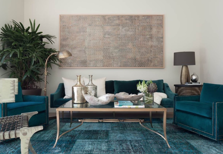 Round Out The Room With Accents Image Jeff Schlarb Design