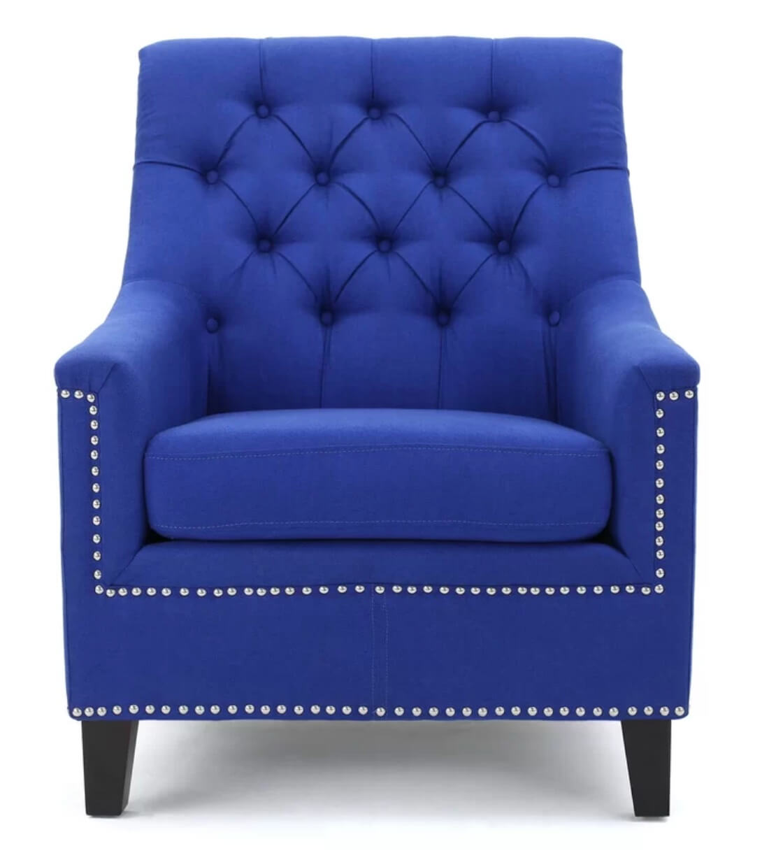 Royal Blue Chair