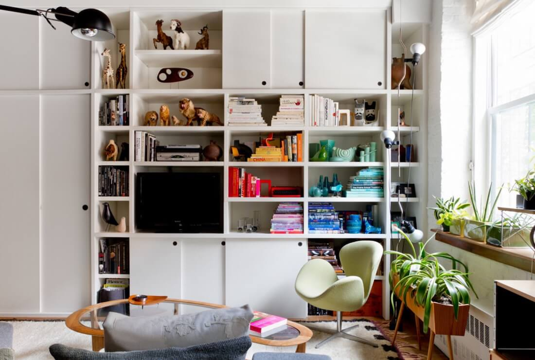6 Creative Ways To Decorate With Books