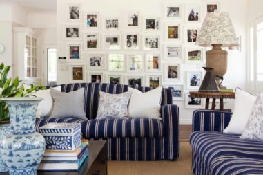 Decorate with Antiques Photos Living Room