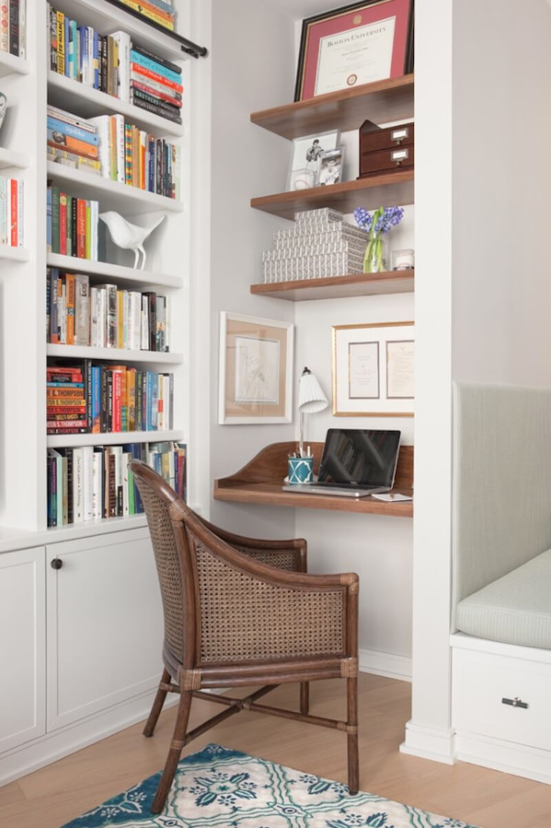 4 IDEAS FOR MAKING THE MOST OF YOUR SMALL SPACE  COM