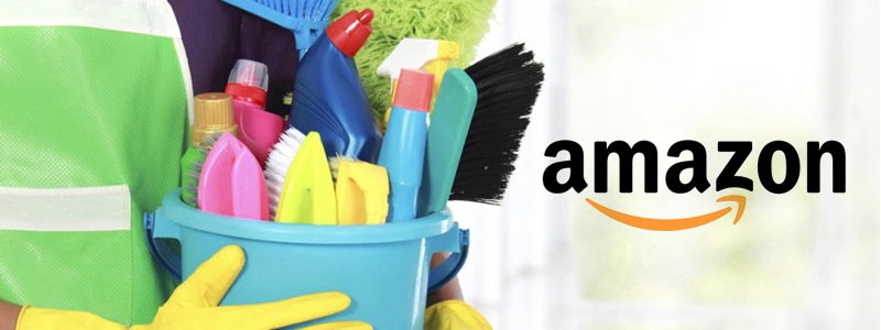 Need a Move-In Deep Cleaning? Amazon Home Services Has You Covered