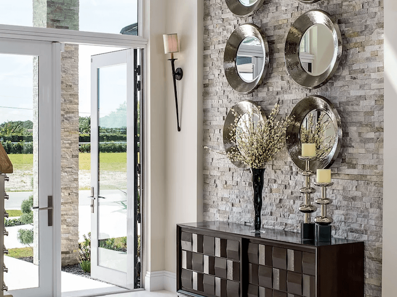 make your home feel brighter with mirrors