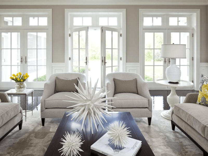 How To: Use the Rule of Three in Living Room Decor For Wow ...