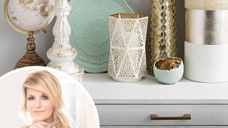 Check Out Trisha Yearwood's Dreamy New Southern-Chic Line For Kirkland's
