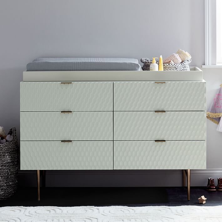 Audrey 6 Drawer Changing Table 1 199 And Up