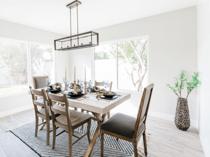 Floor Your Guests With These 2018 Rug Trends