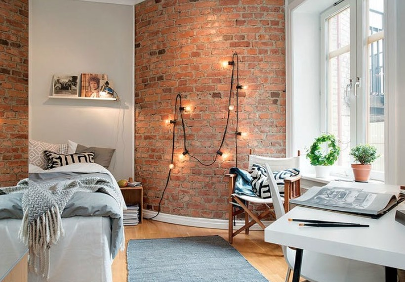 string light decorating ideas