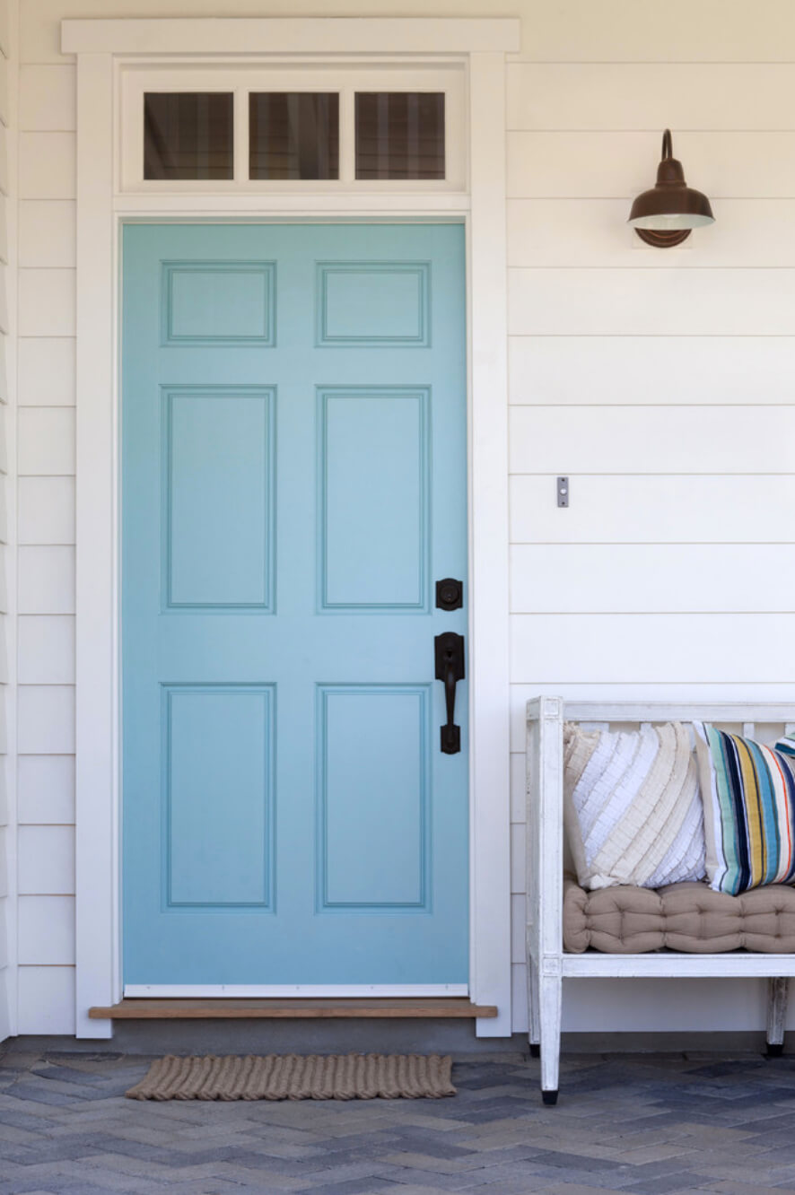 12 Fresh New Front Door Colors To Welcome You Home Freshome