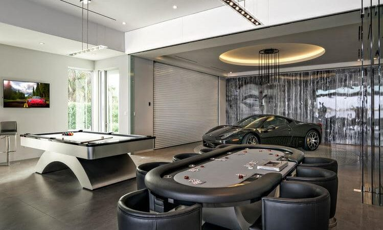 Boring Garage? Turn It Into a Showstopper