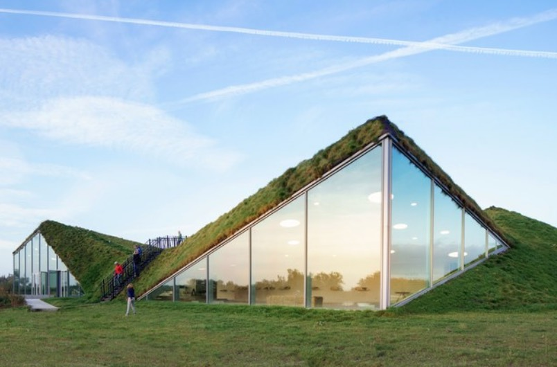 grass roof ideas - freshome.com