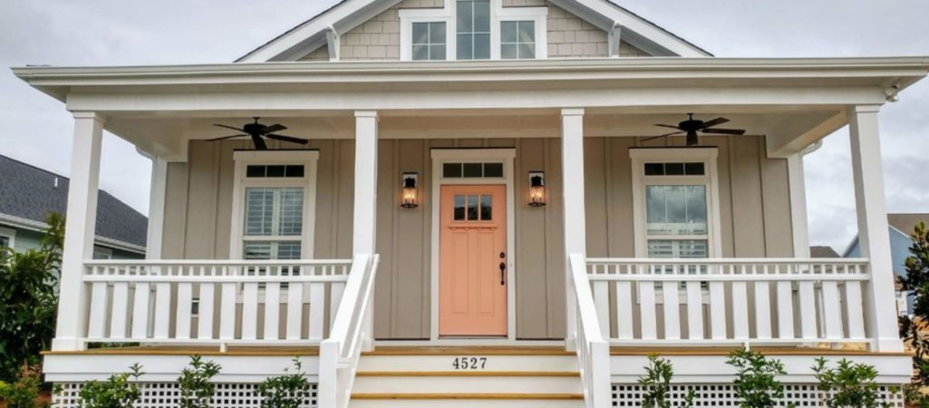12 Fresh New Front Door Colors to Welcome You Home