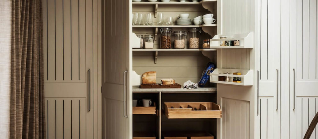 5 Ideas for Fold-Away Kitchen Storage