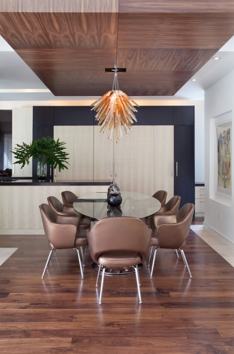 Funky Lighting Ideas Abstract Chandelier