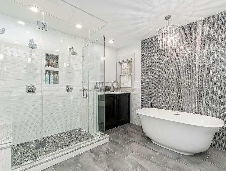 Which uses more water taking a shower or a bath freshome - What uses more water bath or shower ...