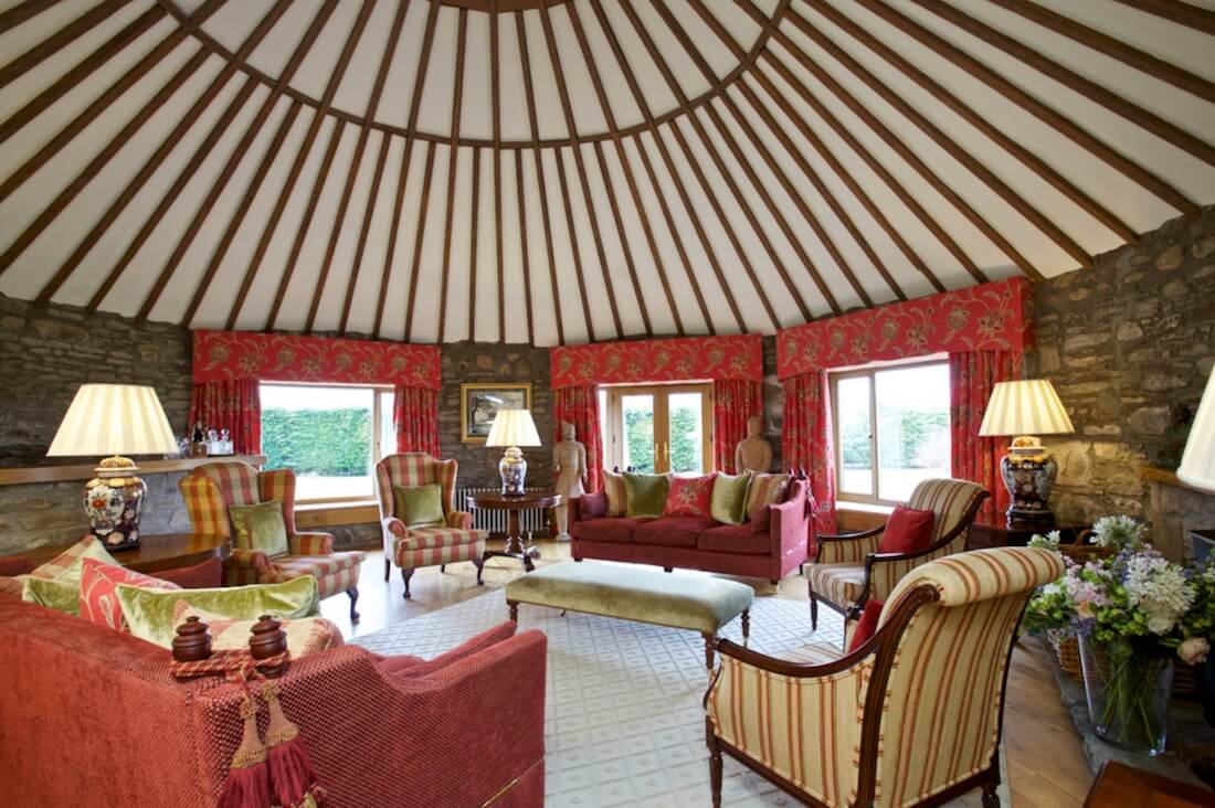 Statement Ceilings Large Circle