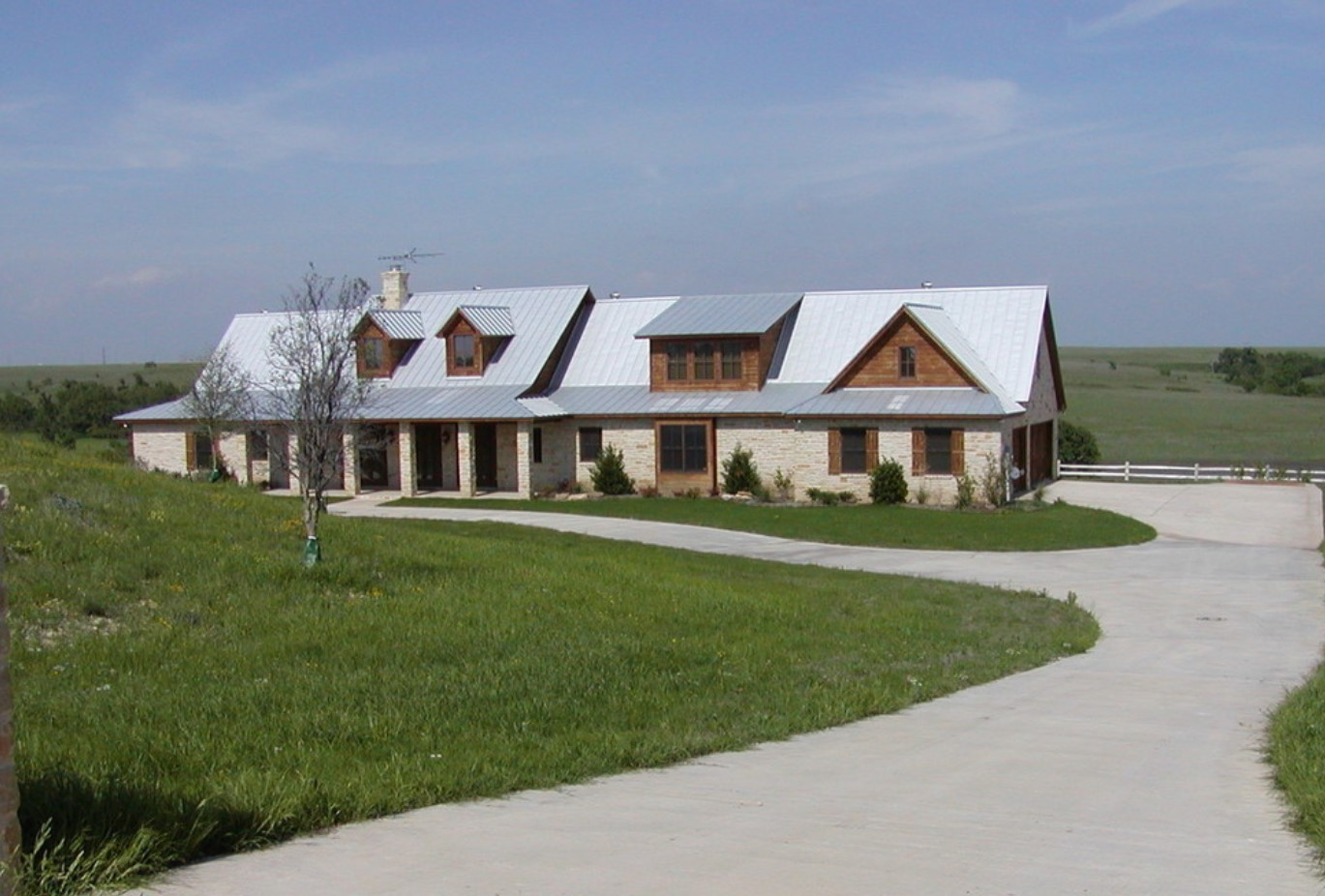 architectural style ranch