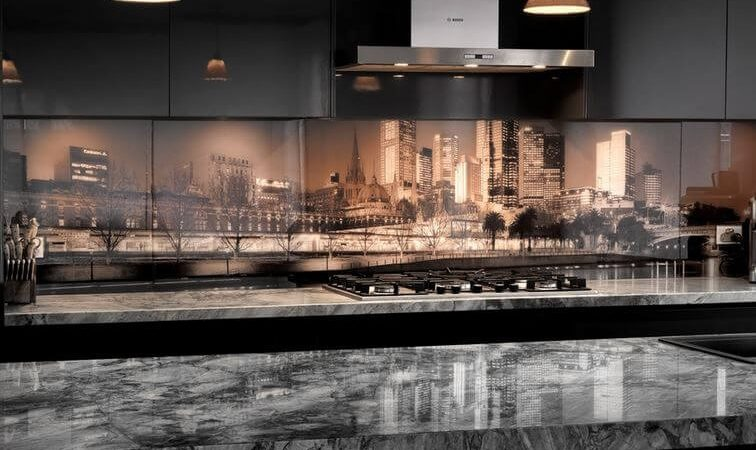 Cool Kitchen Backsplashes to Whet Your Appetite