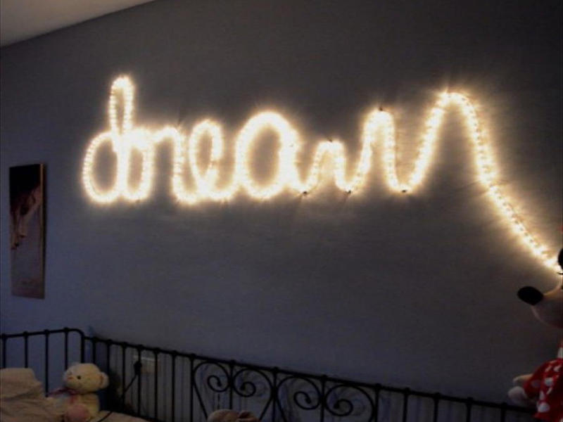 25 Tumblr Worthy Ways To Decorate With String Lights All