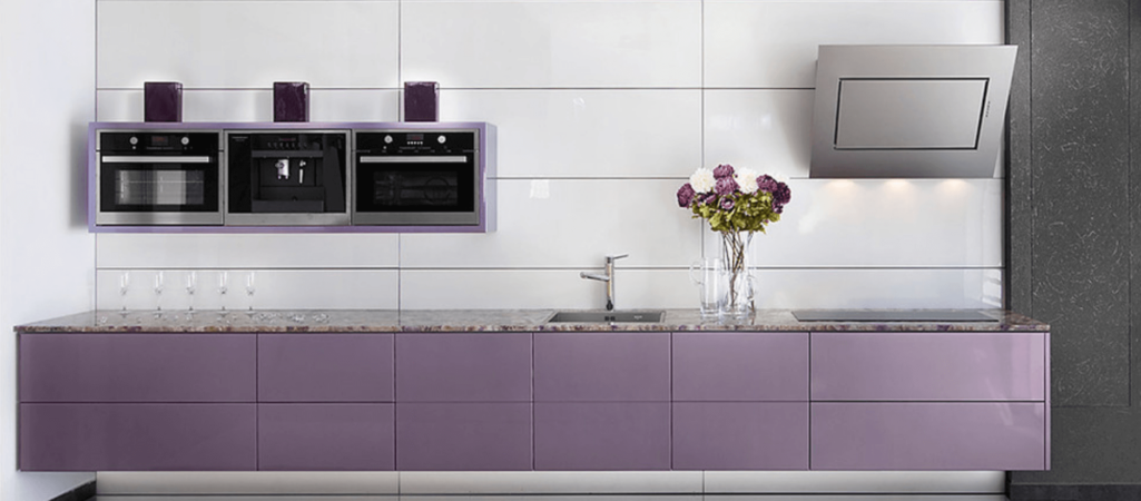 Move Over, Millennial Pink. Melodramatic Purple Is Here