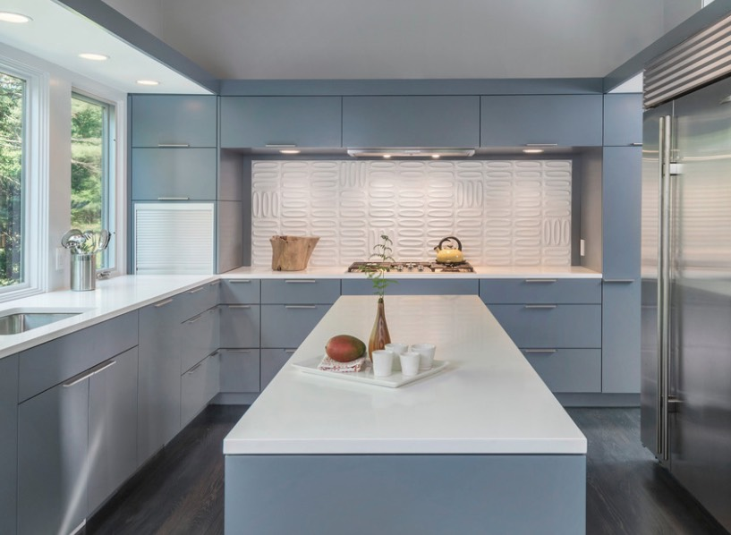 clutter free kitchen ideas - freshome.com