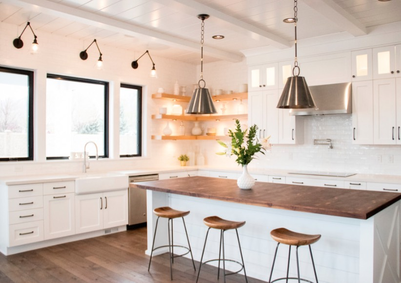 how to declutter a kitchen